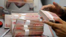 중국, 몰려드는 핫머니에 경제위기 가능성