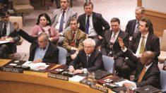 시리아 제재거부, 중·러에 분노 확산