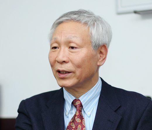 국제장기이식윤리협회(IAEOT) 이승원 회장. (사진=전경림 기자)