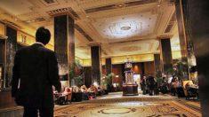中에 넘어간 '뉴욕 왕궁'… 보안은 안개 속