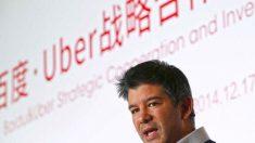 우버택시, 중국서 10억 달러 모험