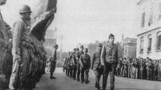 美 해병 '2차 세계 대전' 증언… '일본, 국민당에 굴복했다'