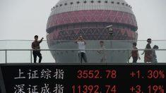 중국 주식 '대마불사' 정책, 경제 대공황 불러올 수도