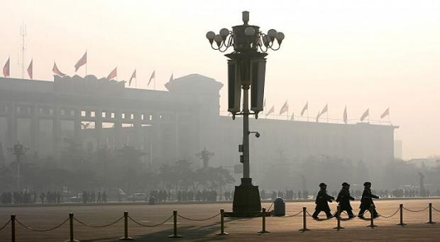 '사회신용체계'라고불리는중국공산당의새로운감시시스템은금융기관,사법기관등을통해얻은정보에근거해개인이나기업을감시하는것을목적으로하고있다.  Getty Images