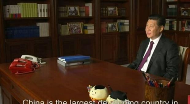 링지화가중국국가부주석에재직중이던시진핑의사무실'홍색전화(고위층전용직통회선)'에도청장치를설치했던것으로전해졌다.| 영산캡처
