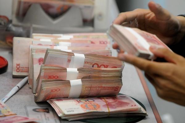 중국의1분기은행위기지수가사상최고수준에달했다.빠른속도로증가하는중국기업들의채무가중국과세계를위협하고있다.   Getty Images
