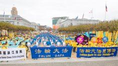 """17년 동안 이어진 외침 """"파룬궁 탄압 중단하라"""""""