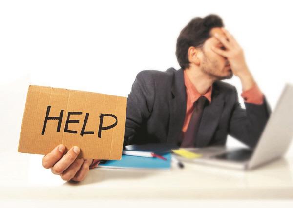 한 연구 결과에 따르면 오랫동안 스트레스를 받으면 기억력이 감퇴하고 심지어 뇌에 염증을 유발할 수 있다. | FOTOLIA
