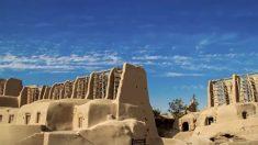 이란서 수천 년 전에 만든 풍차 현재까지 운행