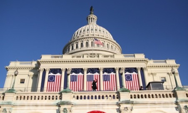 미 국회 의사당.   리사/에포크타임스