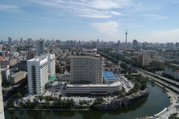 톈진 제1중심병원.