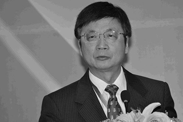 11월 13일, 중국신문의 류베이셴(劉北憲) 전 사장.   에포크타임스 DB