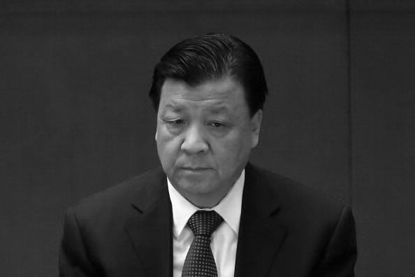 류윈산(劉雲山) 전(前) 중앙정치국 상무위원.   Getty Images