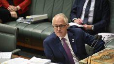 """""""호주 인민들 일어서라"""", 호주 총리가 중국어로 中 반격"""