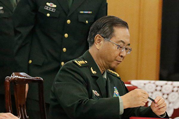 팡펑후이가 낙마했다. 중국 공산당은 그가 마지막으로 공식석상에 모습을 드러낸 지 141일 만에 이 사실을 공식 발표했다. | THOMAS PETER/AFP/Getty Images