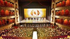 로마 오페라하우스에 오른 '션윈' 흥행