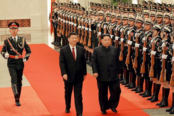 김정은이 비밀리에 중국을 방문했다. | AFP/Getty Images