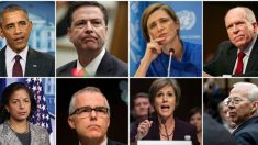 FBI.CIA, 美사법부까지 감시? 오바마 정권 불법 첩보 의혹