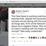 언론은 어떻게 '가짜뉴스'로 트럼프를 공격했나(下)