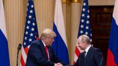 러시아와 관계 진전시키며 중국 압박하는 트럼프