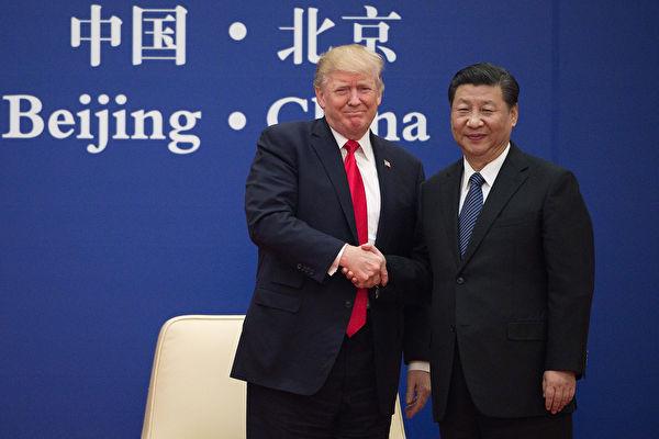 중국은트럼프대통령이중국과의무역전쟁을이어가는이유를도저히이해하지못하는것처럼보인다.   Nicolas ASFOURI/AFP