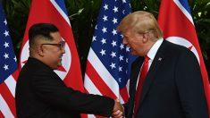 김정은 미국에 '유화 손짓' … 트럼프 中 압박 카드 먹히나
