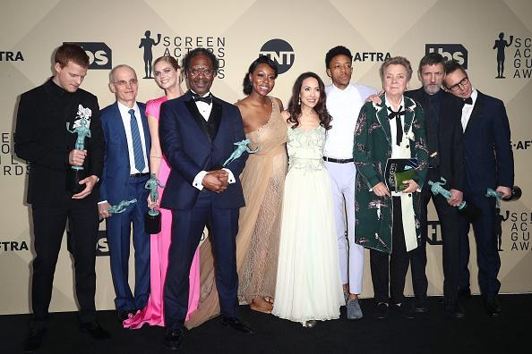 블랙코미디 영화 '쓰리 빌보드'는 2017년 큰 호평을 받은 영화로, 올해 골든 글로브 시상식에서 여러 상을 수상했다. | 플로우 서브 제공