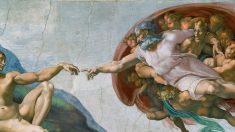 '아담의 창조' 그리고 내면의 왕국