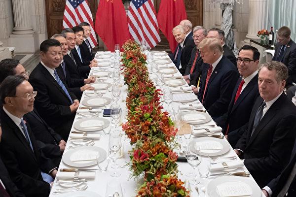미중 정상회담 후 양국은 회의 성과에 대해 엇갈린 반응을 보이고 있다. 영국 언론은 후속 발전에 대해 4가지 관전 포인트로 분석하고 있다. | SAUL LOEB/AFP/Getty Images