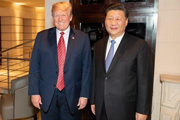 관심을 모았던 '미‧중 정상회담'에서 중국공산당은 여러 공약을 내걸었고, 이에 미국 측은 관세 부과를 유예하기로 결정했다.   백악관 트위터