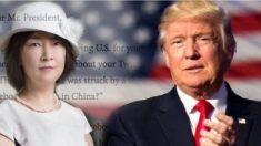 """트럼프 대통령께 드리는 공개서한…""""중국에 있는 언론인의 가족을 지켜주세요"""""""