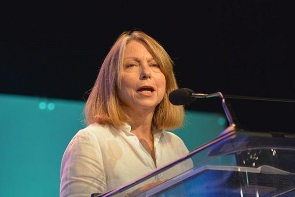 2014년 10월 16일, 펜실베이니아주 필라델피아 컨벤션 센터의 질 에이브람슨 | Photo by Lisa Lake/Getty Images for Pennsylvania Conference for Women