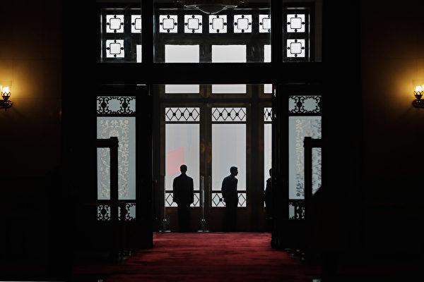 중국 공산당은 2019년 들어 내·외교적으로 궁지에 몰리자, '색깔혁명'과 '위험'을 방지해야 한다고 부르짖고 있다.   Lintao Zhang/Getty Images