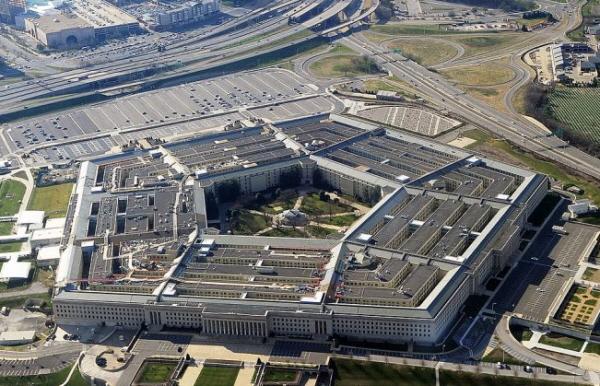 펜타곤은 지난 월요일(3월 11일) 미국이 지상배치 순항미사일 시스템 부품의 '제조 활동'을 개시한다고 선포했다. | STAFF/AFP/Getty Images