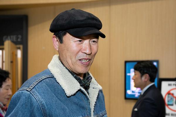 """【션윈 관객 인터뷰】 김준기지사장""""션윈,상상그이상이었다"""""""