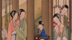 옛날 여인들은 어떻게 모발을 관리했을까?