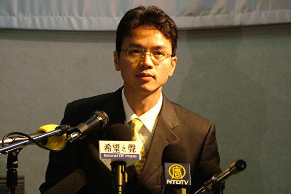 천융린(陳用林) 전 시드니 주재 중국 총영사관 정무영사는 친공산당 단체는 '외국대리인등록법(FARA)'에 따라 거주국 법무부에 등록할 것을 권고했다. 그렇지 않으면 'RAFA'에 저촉돼 처벌 받을 수 있다고 경고했다. | 뤄야/에포크타임스