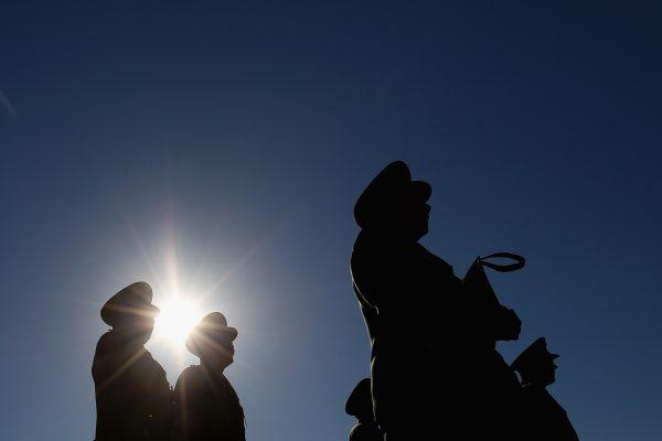 미 국방부는 미국을 상대로 펼치고 있는 중국 공산당의 '3전(三戰)' 전략을 주시하고 있다. | Getty Images