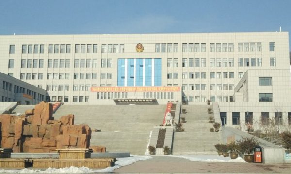 랴오닝성 번시(本溪)감옥. | 밍후이왕