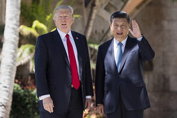 트럼프와 시진핑. | Getty Images
