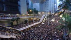 """홍콩 시위에서 드러난 민중의 변화 """"더는 중공이 무섭지 않다"""""""