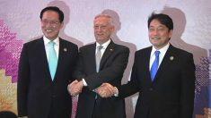 """미국, 우려 표명 """"한일 무역분쟁, 중국·북한에 이로울 수 있다"""""""