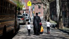 """뉴욕 55개 가정, 대법원에 제소 """"종교적 이유로 백신접종 거부 인정해달라"""""""