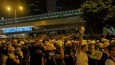 홍콩 시위대 학생들, 캐리 람 행정장관의 비공개 면담 제안에 거부