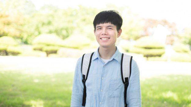 [인터뷰] 중국의 파룬궁 박해 피해 한국 온 유학생 노회진 군