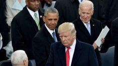 """트럼프 대통령 """"오바마 자서전 출판 계약 조사해야..클린턴 관련 기록도 포함"""""""