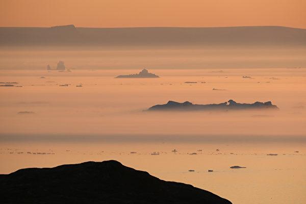 트럼프 대통령이 그린란드 매입 의향이 있다고 밝혀 큰 반응이 일고 있다. 사진은 그린란드 모습. | Sean Gallup/Getty Images