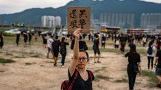 중국 관영언론 허위사실 유포..홍콩 경찰은 시위대로 변장