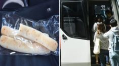 """""""시외버스에서 빵 먹다가 혼났습니다. 아무것도 먹으면 안 되나요?"""""""