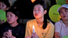 """""""여름 밤을 밝히는 촛불"""" 중국 인권탄압 알리는 시민 영화제 개최"""